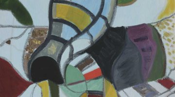 Paintings by Abstract Painter Joost de Jonge
