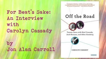 an interview with Carolyn Cassady