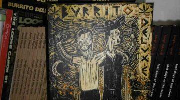 Book Review – Joe Ridgwell's novel, Burrito Deluxe