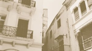 Bowls with Bowles: A meeting with Paul Bowles in Tangier, 1980