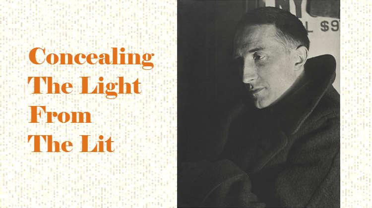 Marcel Duchamp by Man Ray