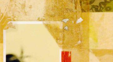 assemblage collage 1 (detail) - hiromi suzuki