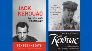 Kerouac books - French