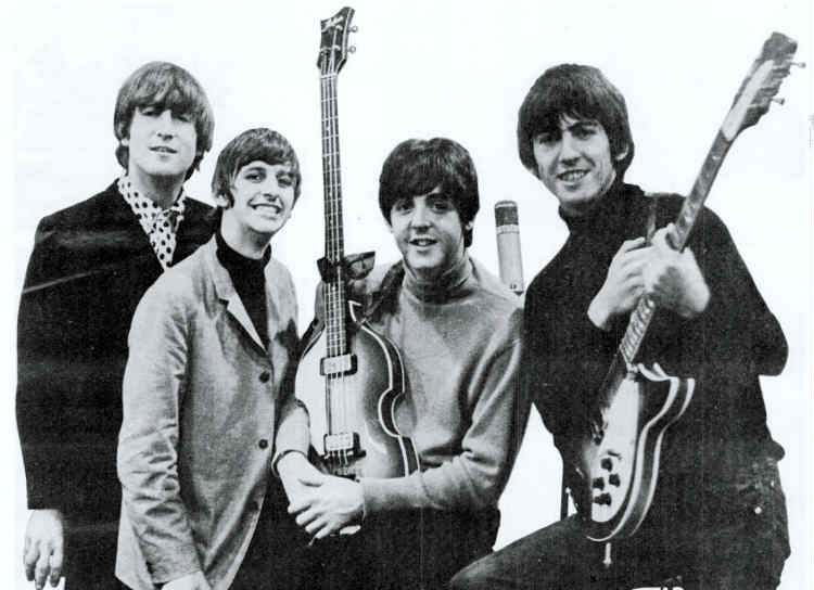 The Beatles, May 1965 EMI ad