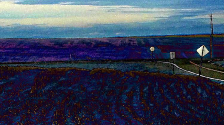 Blue Plateau. Image credit: Denise Enck
