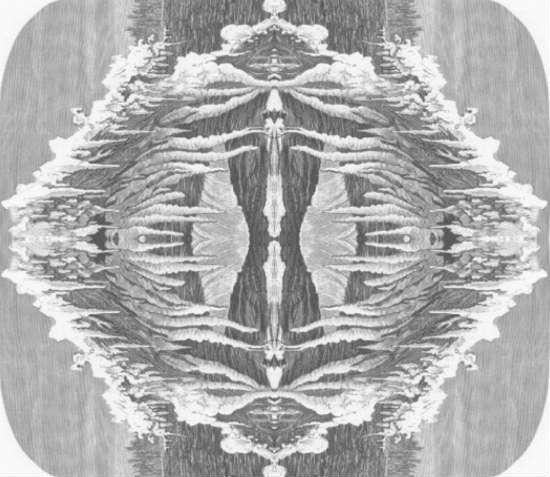 Quick Fingered Dawn - Bill Wolak collage