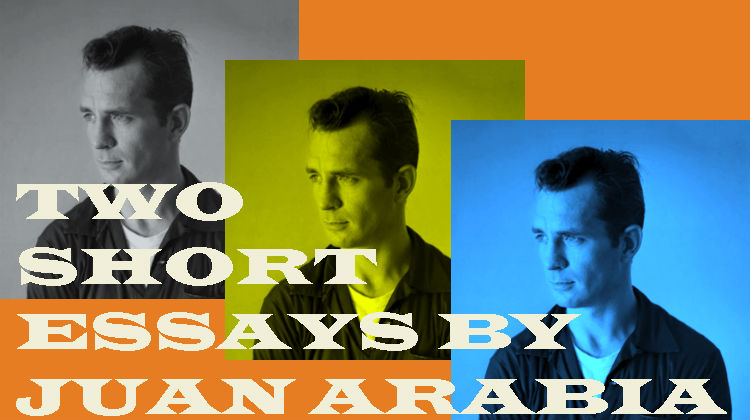 Juan Arabia - Jack Kerouac