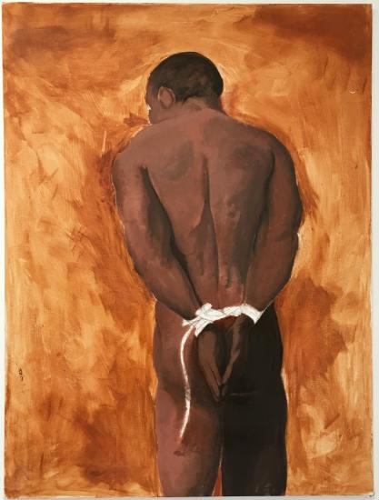 Barry Johnson - Pain painting