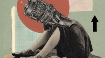 13 Collages by Rhed Fawell