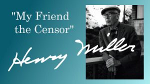 Henry Miller - Tropic of Cancer censorship