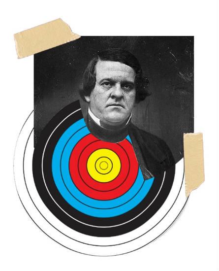 Target Practice 1 by Adrian Jugaru
