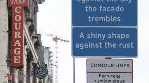 Trembling Facade (detail) Tony Rickaby