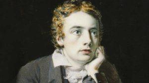 John Keats by Joseph Severn 1819