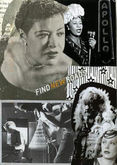 Steve Dalachinsky mail art collage 4