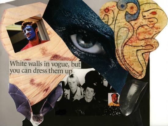 Todd Swindell - Mail Art Collage 1