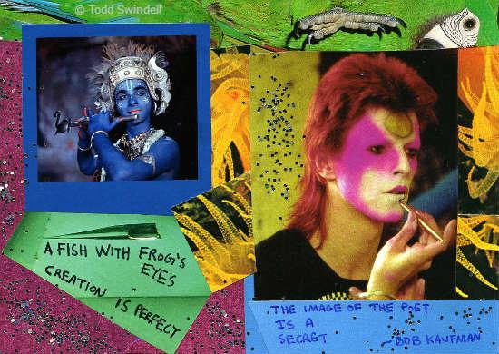 Todd Swindell - Mail Art Collage 5