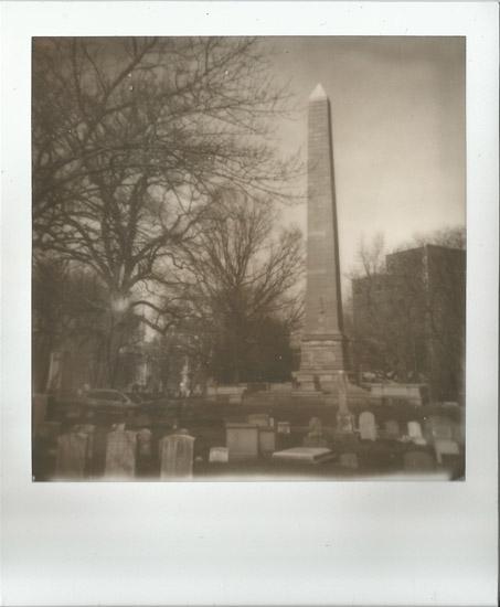Woodland Park Cemetery 3, 02.04.2017