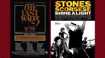 Points of View in Scorsese's Concert Films: The Last Waltz and Shine a Light