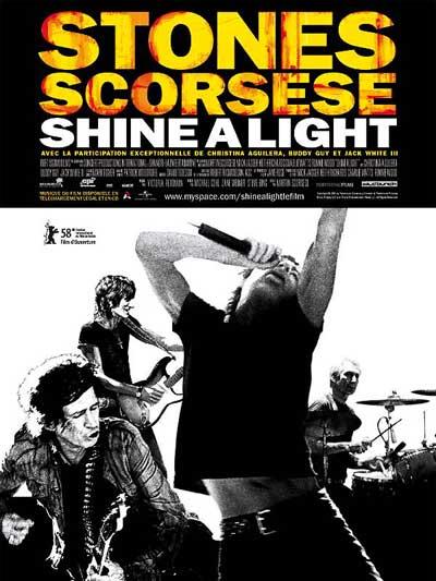 Shine a Light - Scorsese