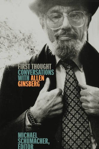 First Thought: Conversations with Allen Ginsberg - book review