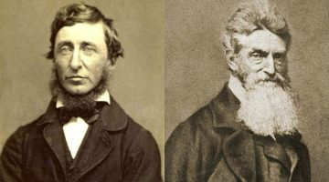 Henry David Thoreau and John Brown