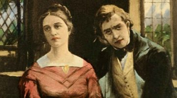 Dorothea and Will Ladislaw, Middlemarch