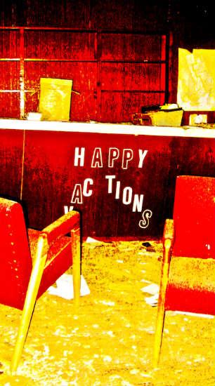 Happy Vac_tions - JC Olshoorn