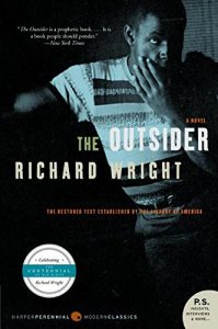 The Outsider by Richard Wright