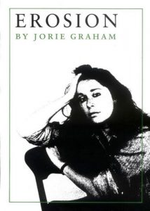 Erosion by Jorie Graham