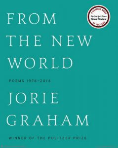 From the New World - Jorie Graham