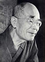 D. T. Suzuki, circa 1953