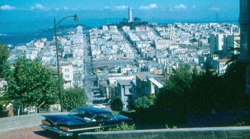 Dearly Beloved, Part II: Growing up in Bohemian 1950s San Francisco