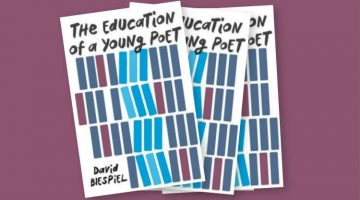 Book Review – The Education of a Young Poet by David Biespiel