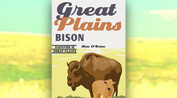 Book Review: Great Plains Bison by Dan O'Brien