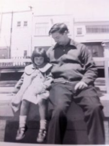 Nanette and Dad