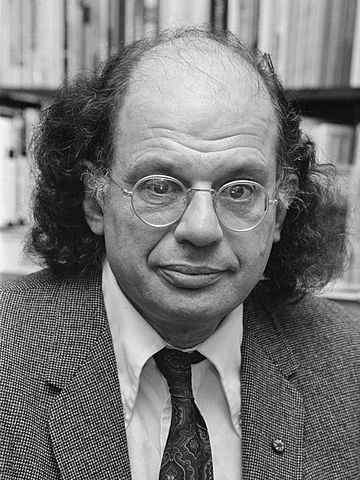 Allen Ginsberg, 1979