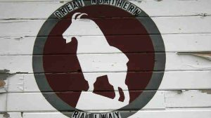 Great Northern Railway logo / Joe Mabel
