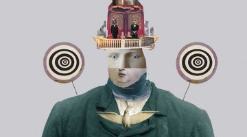 - David Hickman collage