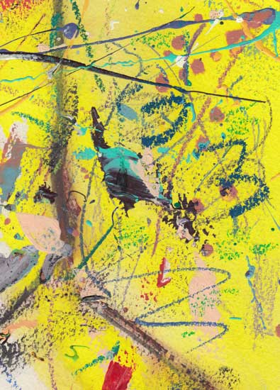Kronzer  - Moses Hawk painting
