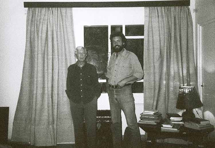 Paul Bowles and Mark Terrill.