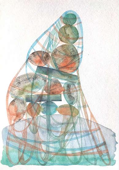 Pregnant - Mattina Blue