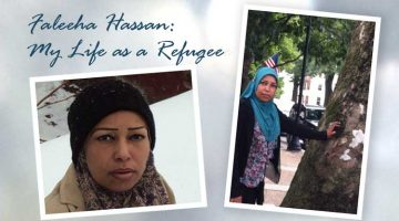 Faleeha Hassan: My Life as a Refugee
