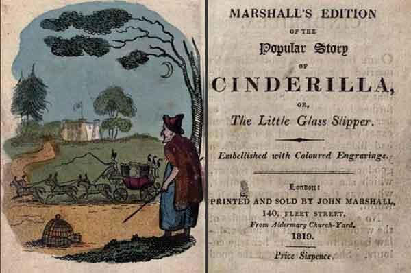 Cinderilla, 1819