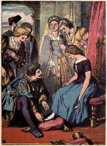 Cinderella, 1865