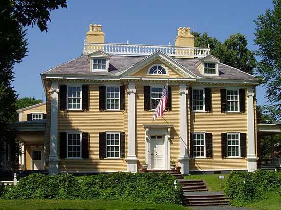 Hen ry Wadworth Longfellow National Historical Monument