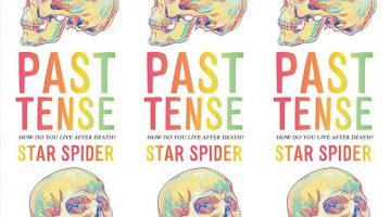 Star Spider's YA novel, Past Tense – book release and launch event