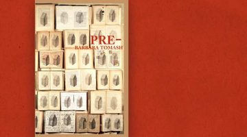 PRE- poetry by Barbara Tomash