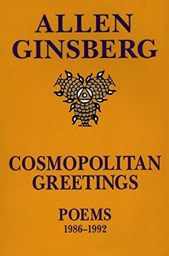 Cosmopolitan Greetings - Allen Ginsberg