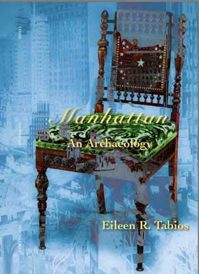 Manhattan: An Archaeology by Eileen R. Tabios