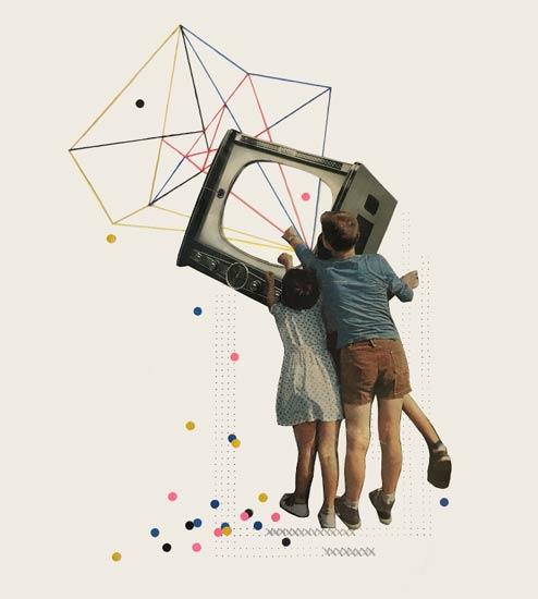 Technicolour Dreams - Rhed Fawell